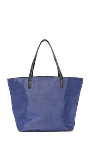 Объемная сумка с короткими ручками Deux Lux