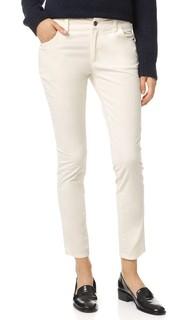 Вельветовые брюки-скинни Mini 6397