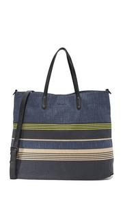 Объемная сумка с короткими ручками Emerald Bay Splendid