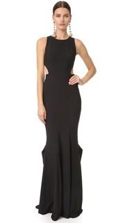 Вечернее платье Cassie от Zac Zac Posen