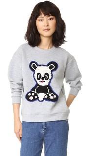 Толстовка с изображением панды Michaela Buerger