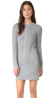 Платье-свитер с длинными рукавами Moon River