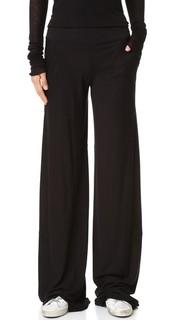 Широкие брюки Rick Owens Lilies