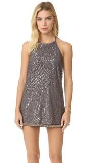 Мини-платье Goldy Saylor