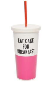 Стакан Eat Cake For Breakfast Kate Spade New York