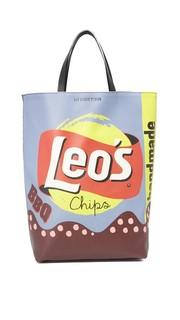 Объемная сумка с короткими ручками Chips Leo Studio Design