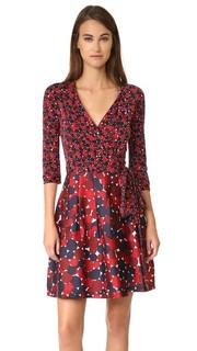Платье-халат Jewel Diane von Furstenberg