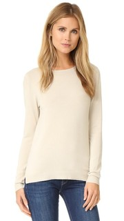Пуловер Basic с округлым вырезом 525 America