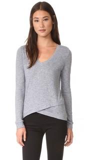 Асимметричный пуловер Lanston