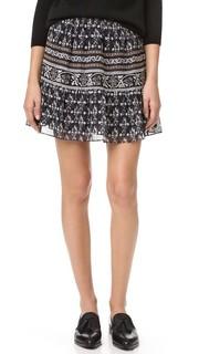 Короткая юбка Madewell