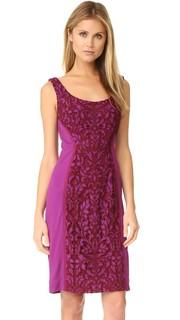 Кружевное платье Geovana Diane von Furstenberg