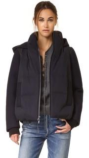 Пальто Pure DKNY из разных материалов