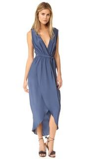 Макси-платье без рукавов Porter Amanda Uprichard