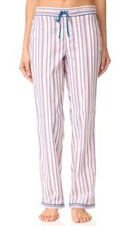 Пижамные брюки Wovens с окантовкой Calvin Klein Underwear