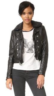 Куртка Ashville из искусственной кожи Free People