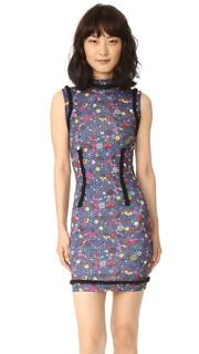 Платье Tanami из эластичного джерси Kenzo