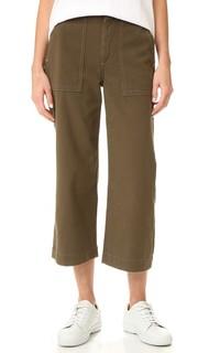 Укороченные брюки Denny Rag & Bone/Jean