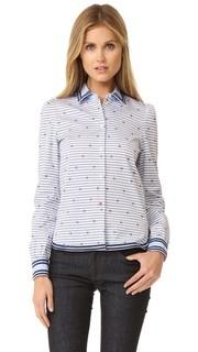 Хлопчатобумажная рубашка Hilfiger Collection