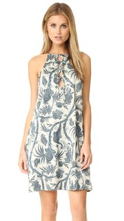 Свободное платье Adorn с завязками Zimmermann