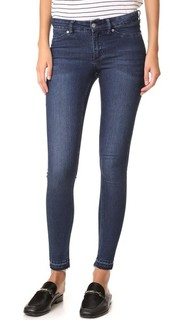 Джинсы Mid Spray Fall Blue Cheap Monday