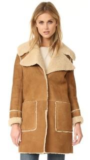 Пальто Fairport из короткой шерсти M.I.H Jeans