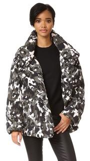 Короткое пальто Sleeping Bag Norma Kamali