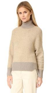 Пуловер Cocoon с воротником под горло 3.1 Phillip Lim