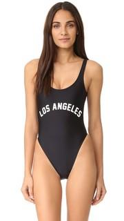 Сплошной купальник Los Angeles Private Party