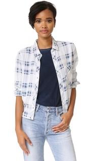 Клетчатая рубашка на пуговицах Dana Rails