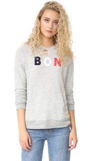 Пуловер с капюшоном Bon Sundry