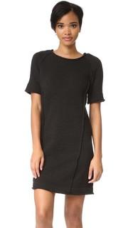Платье-толстовка Dallas Three Dots