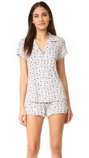 Пижама с шортами Nightingale Eberjey