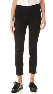Облегающие джинсы до щиколотки Isabelle Goldsign