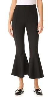 Укороченные расклешенные брюки Pirate Georgia Alice