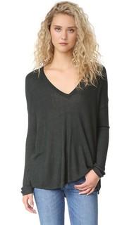 Меланжевый свитер Line