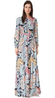 Платье с глубоким каплевидным вырезом Mara Hoffman