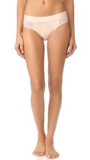 Трусики-шорты с низкой талией из сетчатой ткани Wildfox