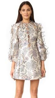 Платье с завязками Adorn Zimmermann