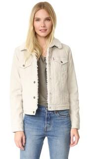 Куртка Authentic в стиле водителей грузовика с подкладкой из искусственного меха Levis®