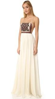 Платье с декоративной отделкой Mara Hoffman