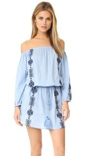 Платье Bardot Pampelone