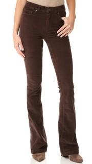 Расклешенные брюки Canyon с высокой посадкой Paige