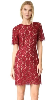 Кружевное платье Spencer Wayf