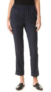 Прямые брюки со свободной посадкой ATM Anthony Thomas Melillo