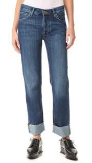 Джинсы с отворотами Phoebe M.I.H Jeans