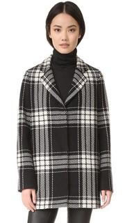 Пальто в стиле «бойфренд» McQ - Alexander Mc Queen