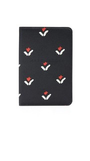 Чехол для небольшого планшета с принтом в виде тюльпанов Marc Jacobs