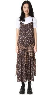 Платье-комбинация в стиле гранж R13