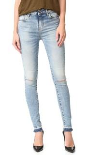 Джинсы Esra с потрепанными краями Iro.Jeans
