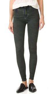 Укороченные джинсы Elle со средней посадкой Iro.Jeans